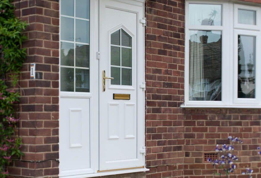 Upvc doors in derby double glazed doors exterior doors for Upvc double front exterior doors