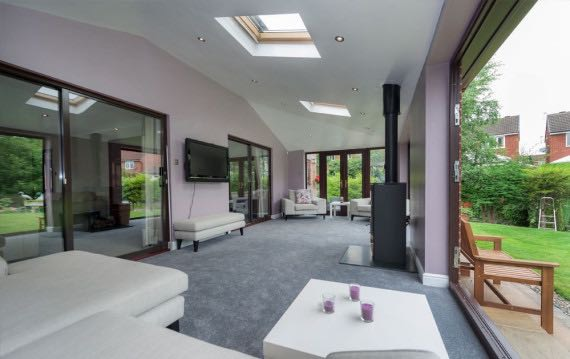 Conservatory Roof Nottingham Derby