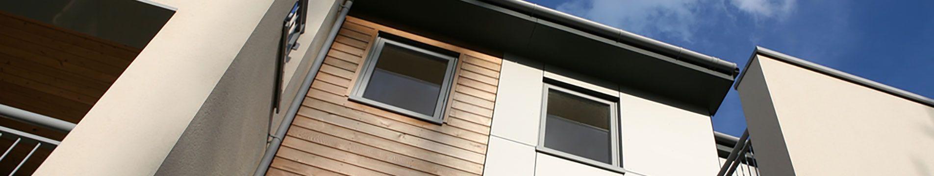aluminium windows house